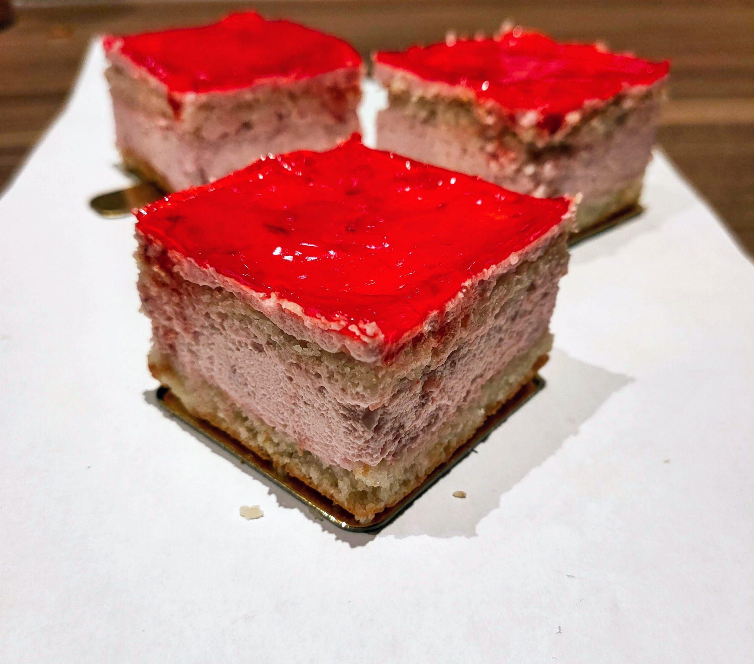 1 persoons- gebakjes